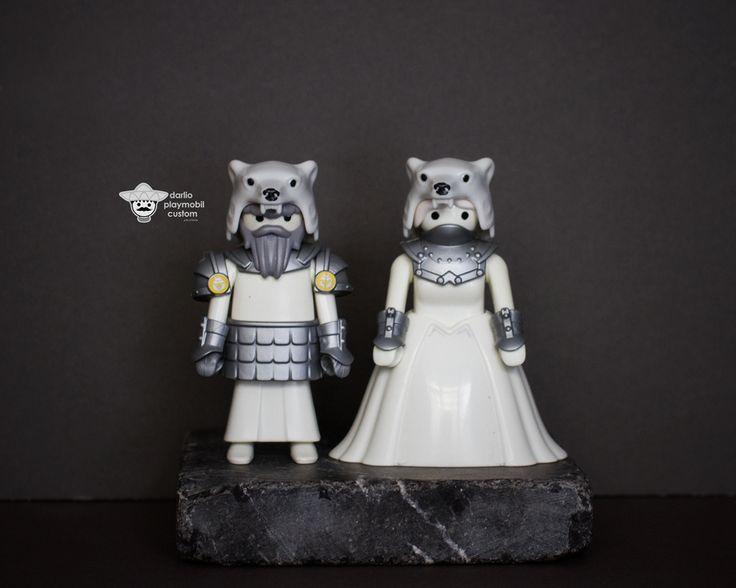 Polar Festival costumes Playmobil custom