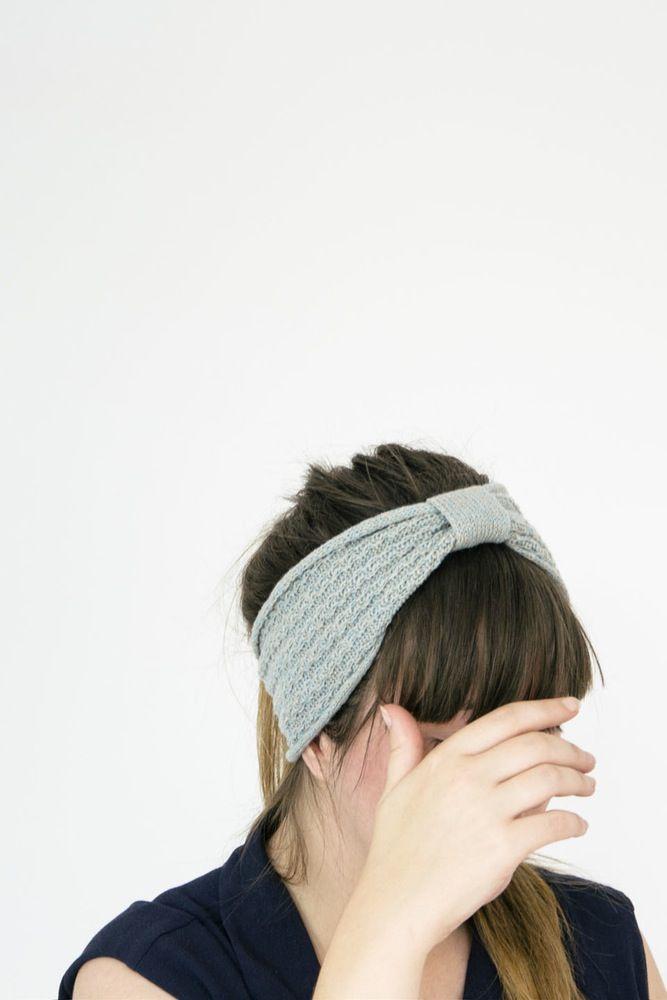 Maria | Headband - sky blue by Studio Meez