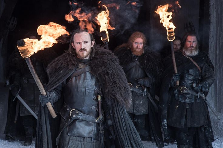 Ben Crompton on drone paranoia and the different atmosphere on the set of Season 8