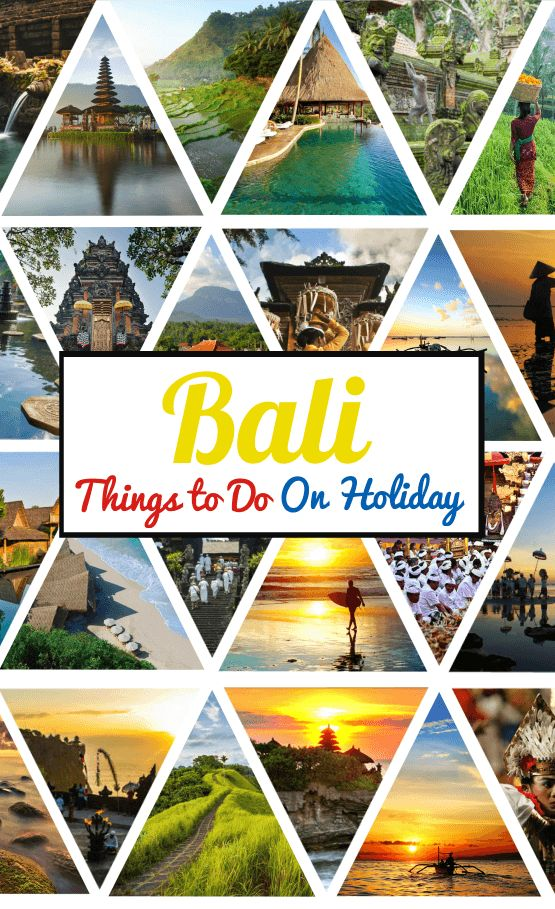 A lot of people come to Bali, Indonesia as a tourist. To help you make the most of your holiday, here are 91 Things to do in Bali. No. 9 is the Best One!