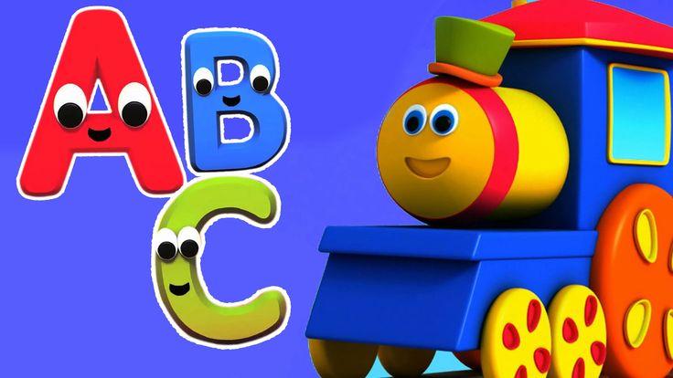 "Bob Keretapi abjad Adventure | 3D Kartun untuk kanak | Popular kanak Video | Bob Alphabet Adventure Menonton salah satu yang paling terkenal nurseri video""Bob Keretapi abjad Adventure"" di ""Malaysia"" daripada ""Bob,The Train"". #KidsLearning #Toddlers #Kids #Babies #Parenting #Preschoolers #Educational #Kindergarten #Fun #Playtime #nurseryrhymes #abcsong #bobthetrainmalay"