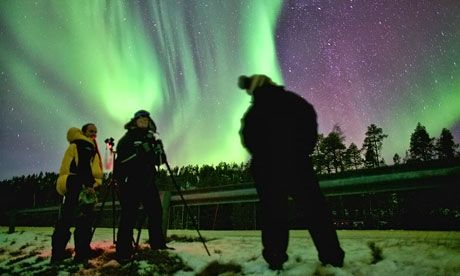 Scientists predict we are about to experience the most intense period of solar activity – the solar maximum – since 1958, and the northern lights will be at their most dazzling this winter.