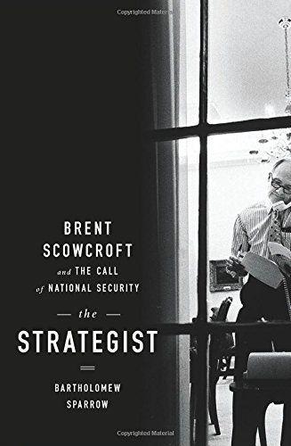 """The Strategist"" by Bartholomew Sparrow '81"