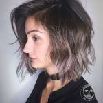 Luxury Short Medium Haarschnitte 2019 #frauenfrisuren #lengthbob #mediumlength # …