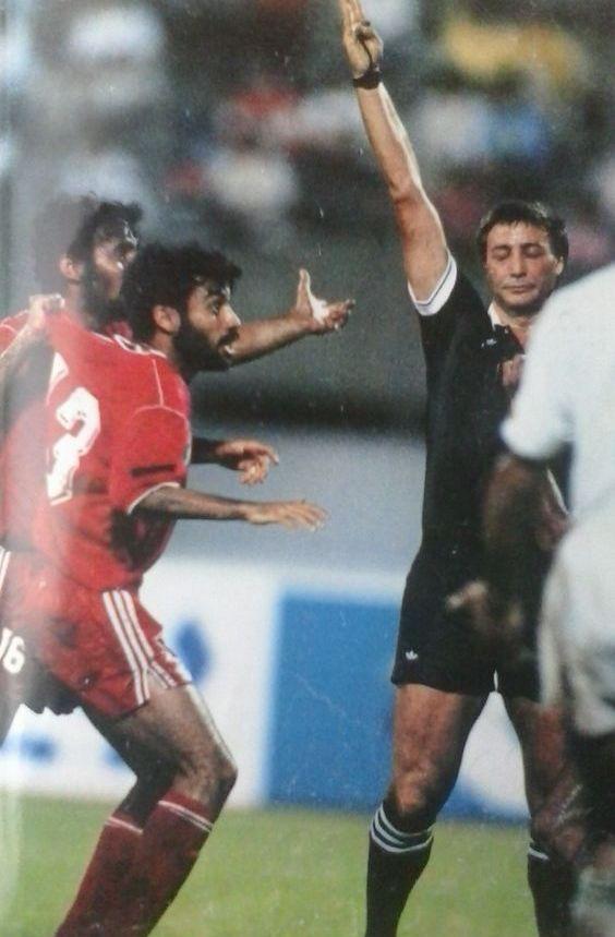 arbitro Vincent Mauro