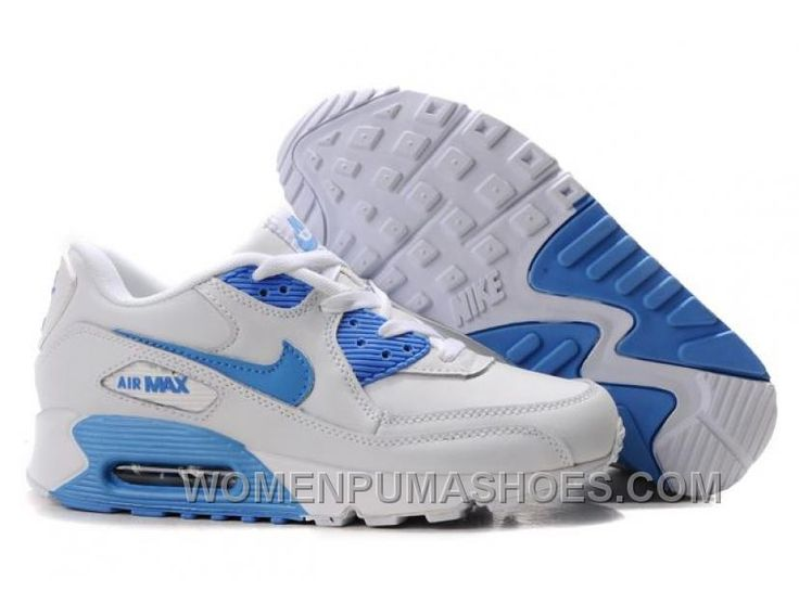 http://www.womenpumashoes.com/nike-air-max-90-womens-blue-white-grey-lastest-ekhyk.html NIKE AIR MAX 90 WOMENS BLUE WHITE GREY LASTEST EKHYK Only $74.00 , Free Shipping!
