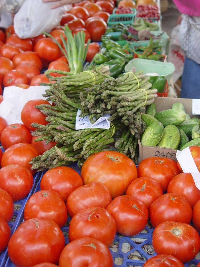 These 12 Incredible Farmers Markets In Arkansas Are A Must Visit