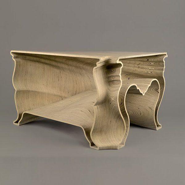 Marvelous U0027Cinderellau0027 Table, By Jeroen Verhoeven Design