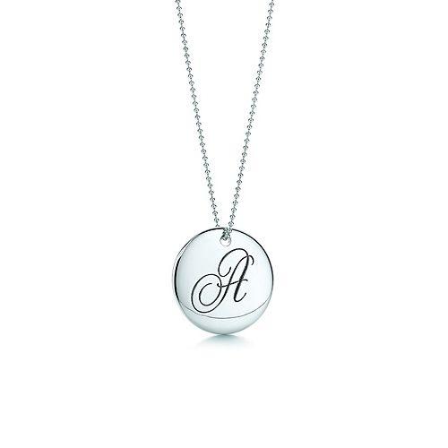 Tiffany Notes Letter #tiffany #Necklace #fashion #pretty