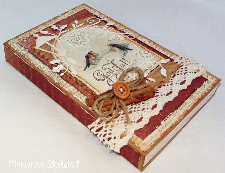 Christmas box » Pion Design's Blog