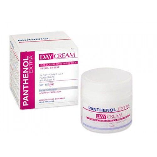 Medisei Panthenol Extra Day Cream Ενυδατική, Προστατευτική Κρέμα Ημέρας Με Υαλουρονικό Οξύ 50ml. Μάθετε περισσότερα ΕΔΩ: https://www.pharm24.gr/index.php?main_page=product_info&products_id=4414