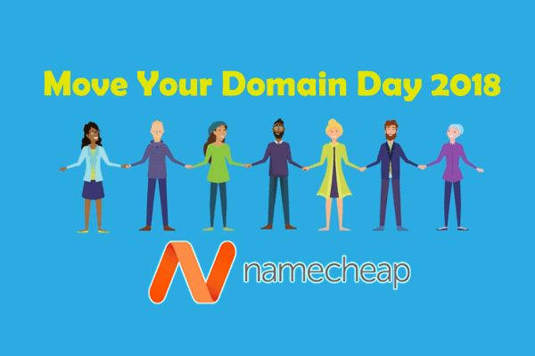 Namecheap Move Your Domain Day – Transfer Domain names to Namecheap just for $3.98, saving you up to 88% on total orders. Get here: https://ecoupon.io/namecheap-move-your-domain-day-transfer-domains/  You will get: +Free 1-year of WhoisGard ( except for .us TLDs) +Free 1-year Domain Validated SSL certificate (Comodo PositiveSSL (DV)) + And free 1-year of Private Email service  #namecheap #domain #domainname #moveyourdomainday #ecoupon #ecouponofficial