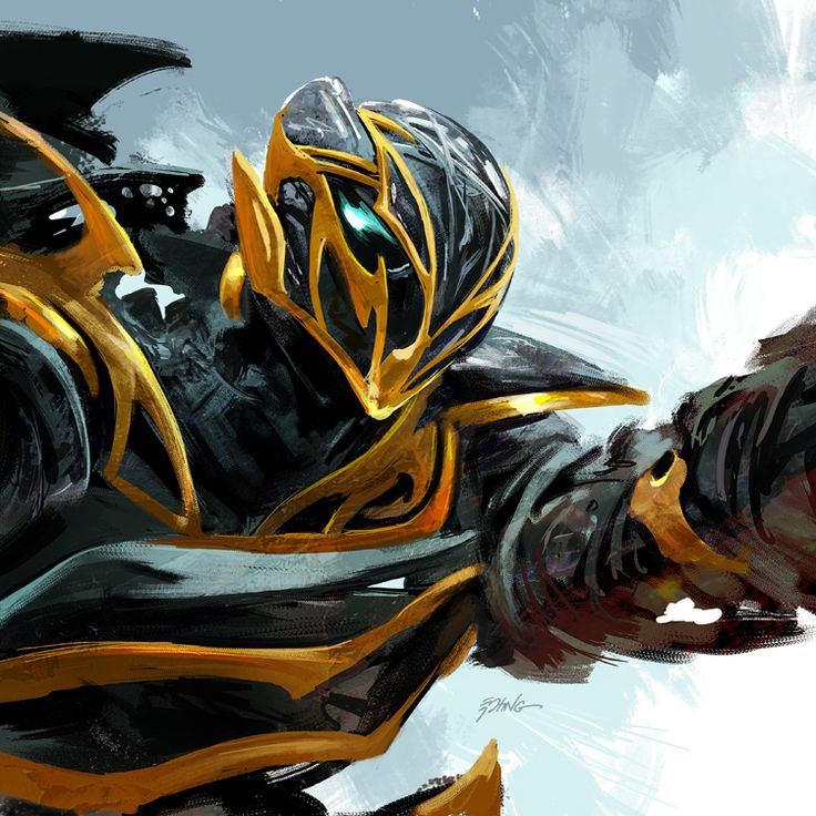 Transformers - Bumblebee by Steve Epting *