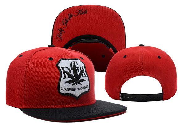 DGK Snapback Caps 06