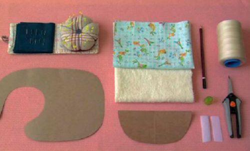Blog costura y diy: Oh, Mother Mine DIY!!: COMO HACER UN BABERO ...