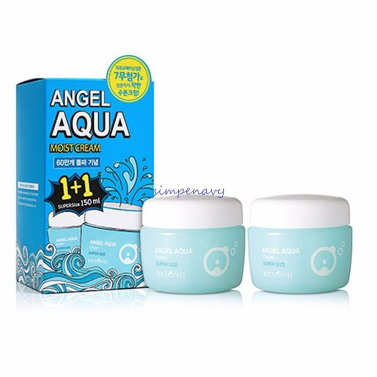 Beyond Angel aqua Moist Cream 150ml+150ml Special Edition #Beyond