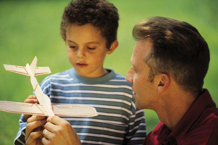 Como construir um planador
