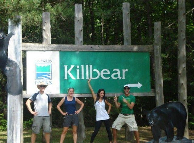 Killbear Provincial Park - myCampsiteReview.com