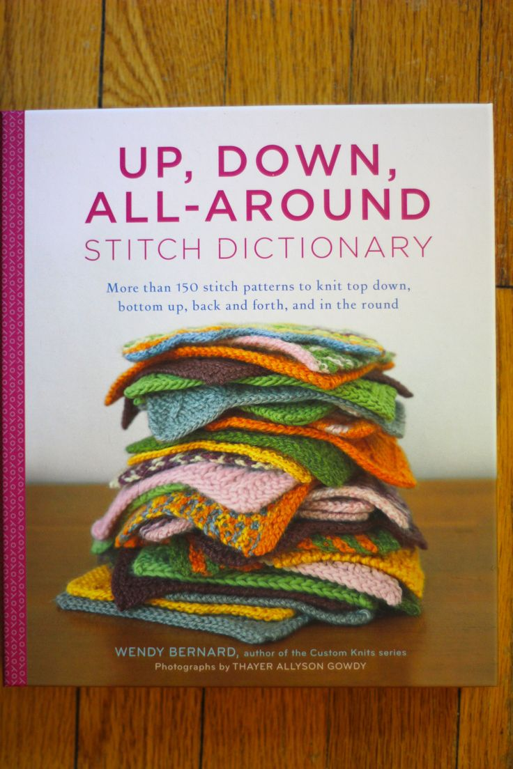 Knit Stitch Dictionary By Debbie Tomkies : 17 Best images about Knit Sweaters TopDown on Pinterest Sleeve, Sweater pat...