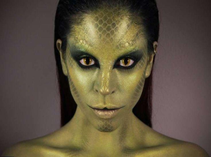 Medusa Make up - Makeup Tips & Ideas