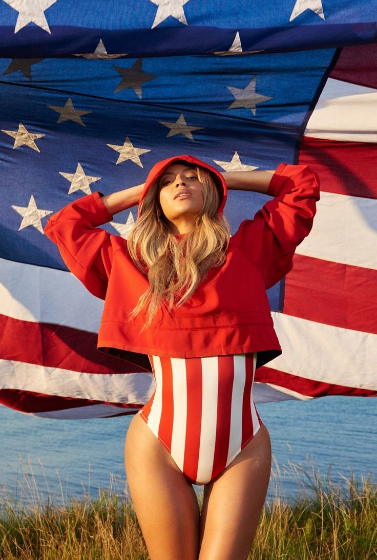 Beyonce in BEAT Magazine 2015