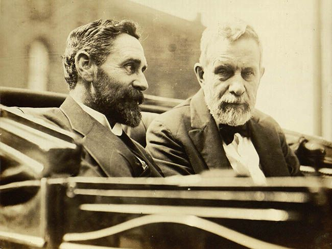 Sir Roger Casement and John Devoy: Approaching the 100th anniversary of the Rising, in the pantheon of Irish American heroes he stands out.