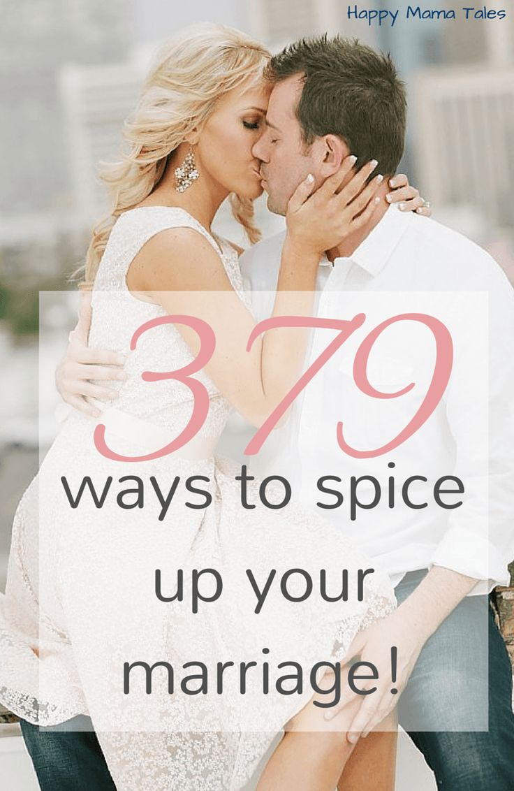 tips on how to spice up your relationship