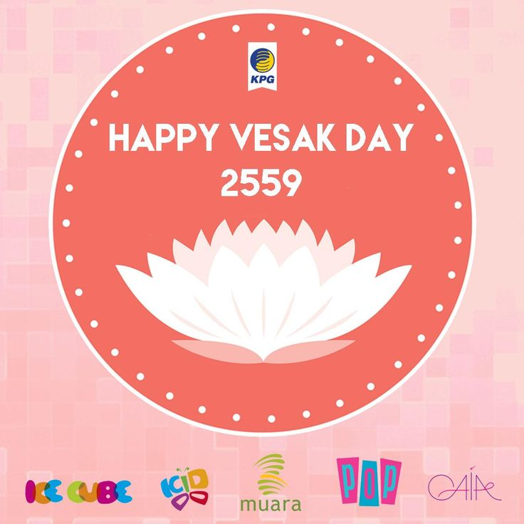 Happy Vesak Day 2015!