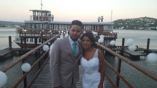 Brandon and Amore Whimsical Wedding