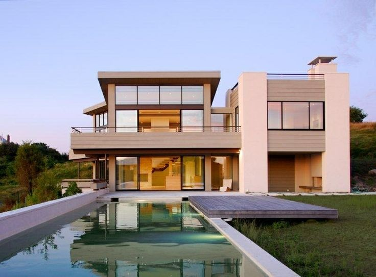 Fine modern home fit for a gentlemen of means