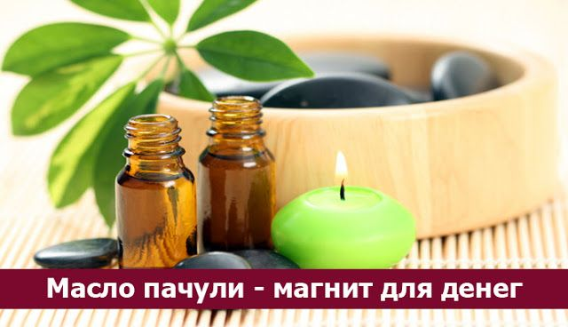 Масло пачули - магнит для денег - Эзотерика и самопознание