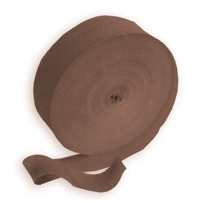 brown streamers   Brown 500' Crepe Paper Streamer for $2.97 in Crepe Paper Streamers ...