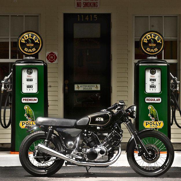 Doc's Chops Yamaha XV1100Motorcycles, Yamaha Virago, Chops Yamaha, Custom Motorbikes, Doc Chops, Cafes Racers, Gas Pump, Motorbikes Gallery, Yamaha Xv1100