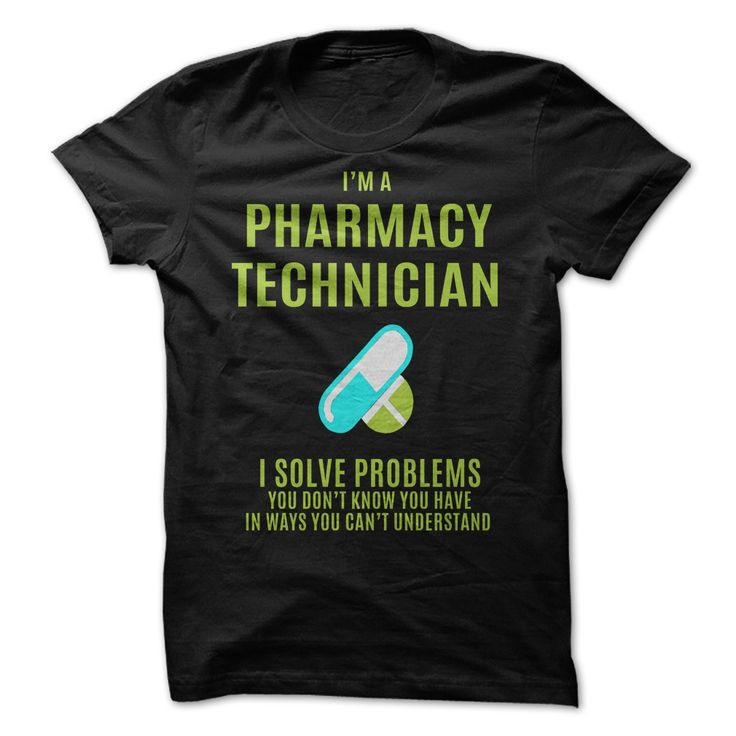 Pharmacy Technician - Solve Problems