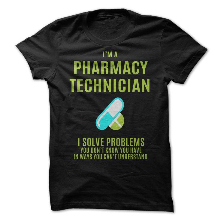 Pharmacy Technician - Solve Problems