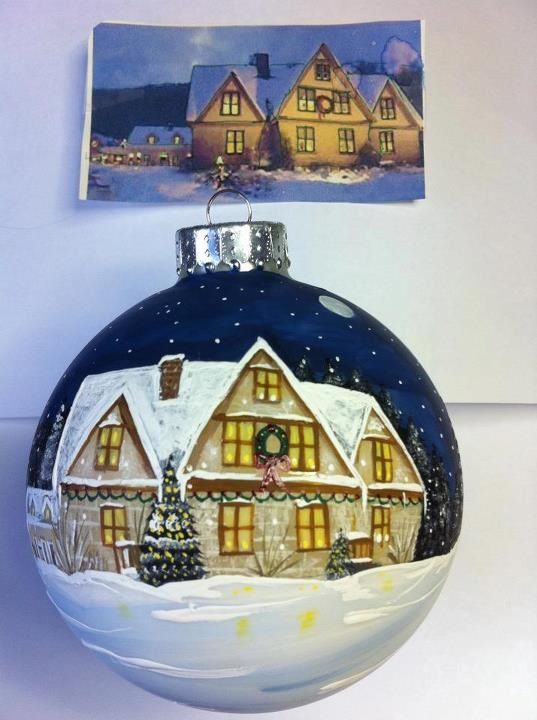 Choose from SUMMER, WINTER OR FALL SCENE