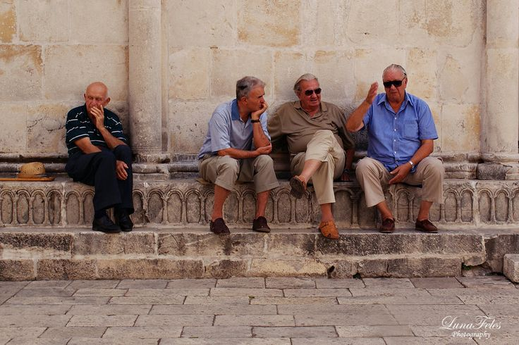 people of Croatia I by LunaFeles
