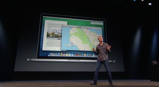 OS X Mavericks Available Today For Free In Mac App Store [iPad Event]