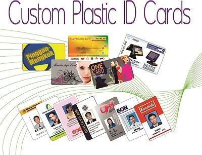 #Custom made id cards -printing on plastic pvc #staff membership business #discou,  View more on the LINK: http://www.zeppy.io/product/gb/2/181831952543/