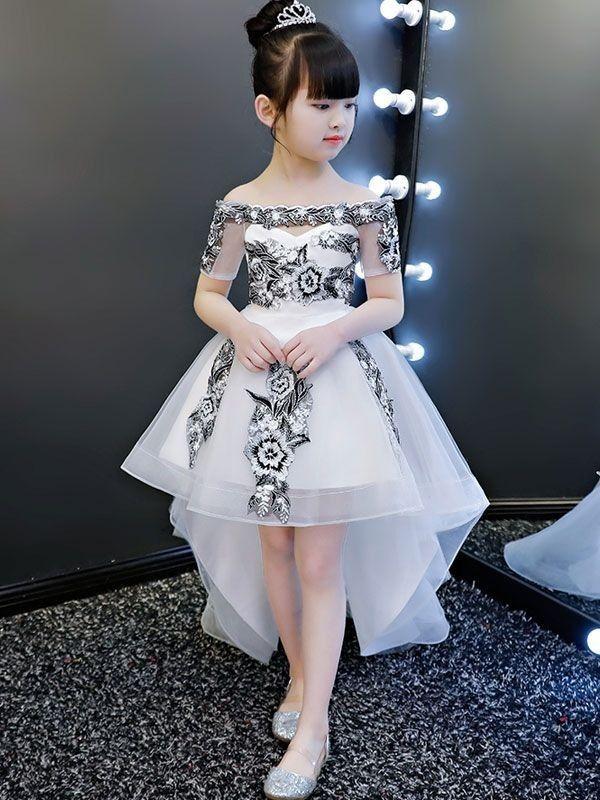 Princesa Vestidos De Niña Elegantes Vestidos De Fiesta