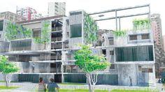 GÜEMES. El proyecto de construcción de viviendas adaptables y sustentables (Holcim).