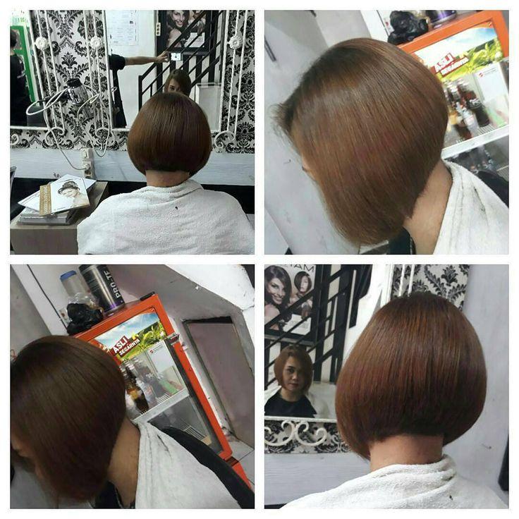 @Regrann from @labona_salon @rambutpixie @rambutundercut #newhair #bobhaircut #bondol #bobhair #bobnungging #rambutbob #potongbob #potongrambut #style #trendrambut #trendrambutcewek #trend #rambutbaru #rambut #haircut #polwan #bobcut #undercut #longtoshort #bob #cantik #pixie #pixiecut #boblovers #shorthair #trend2017 #extrimebob #shave