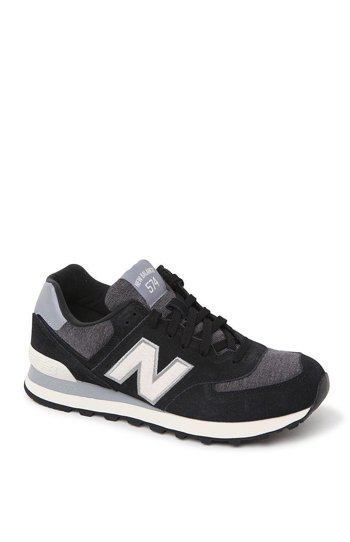 new balance 574 retro colour scheme