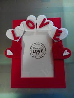 Giada passione creativa: Buongiorno!! Dato che ormai la festa di San Valent...