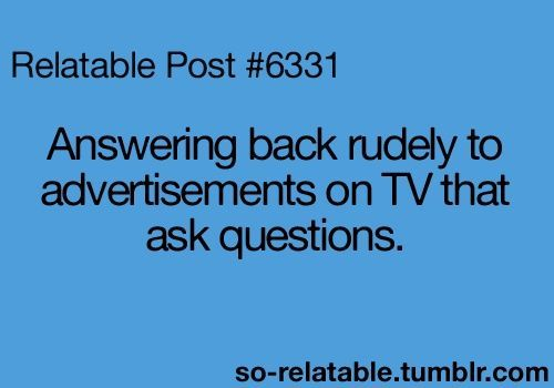 Teenager post...who hasn't done this?