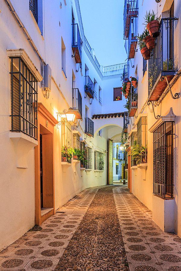 Street in Cordoba, Spain