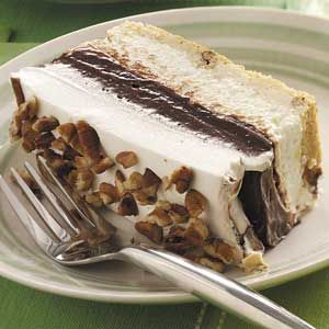 Chocolate Dream Dessert...one of my all time favorites.