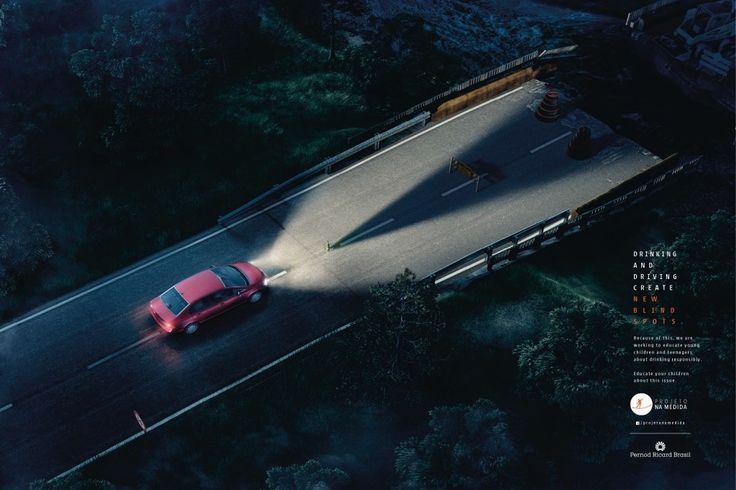 Pernod Ricard Road Safety Bridge