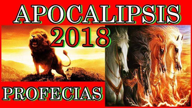 REVELACIONES OCULTAS DE LA BIBLIA DE HOY ENERO 2018, PROFECIAS 7 SELLOS ...