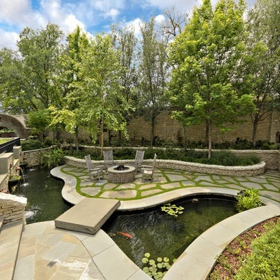 33 best my future koi pond ideas images on pinterest for Decorative pond fish crossword